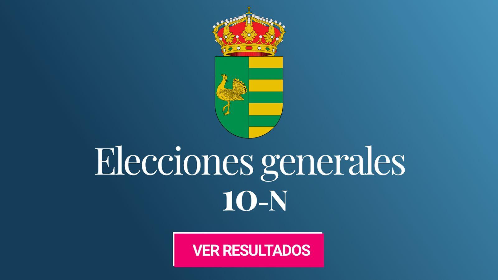 Foto: Elecciones generales 2019 en Parla. (C.C./EC)