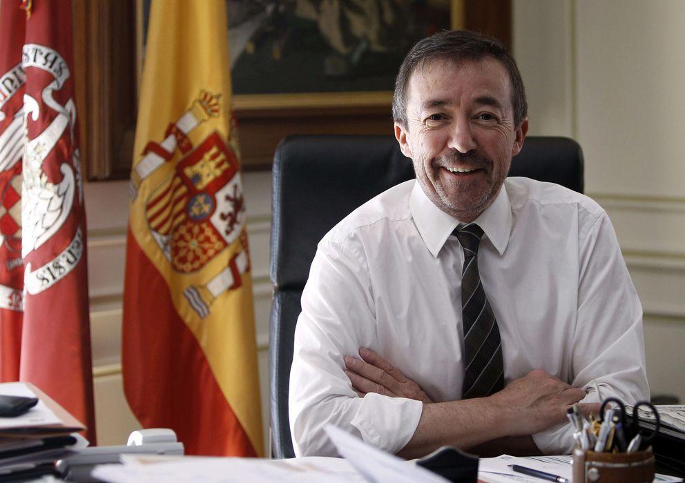 Foto: El rector de la Universidad Complutense de Madrid (UCM), José Carrillo (EFE)
