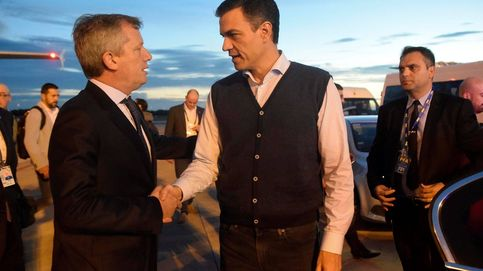 El (incomprensible) chaleco de Pedro Sánchez y las otras llegadas de líderes al G20