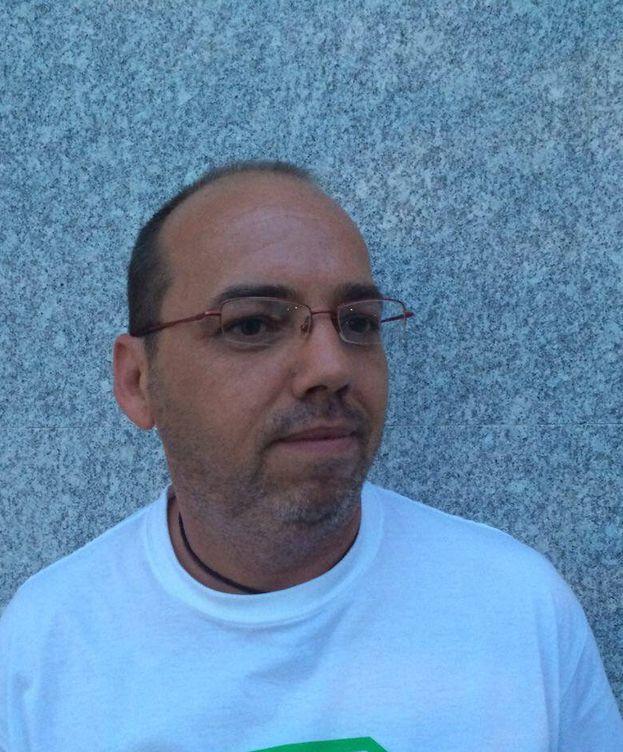 Foto: José Ruiz, el concejal no adscrito de Arganda