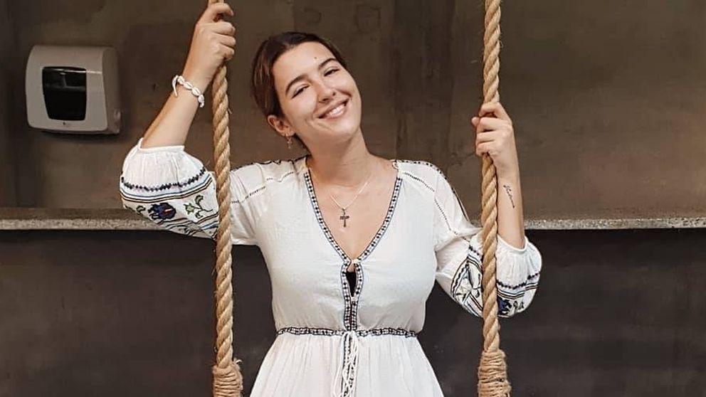 Larga, pareo y de flores, esta falda de Alba Díaz de Zara lo tiene todo para triunfar