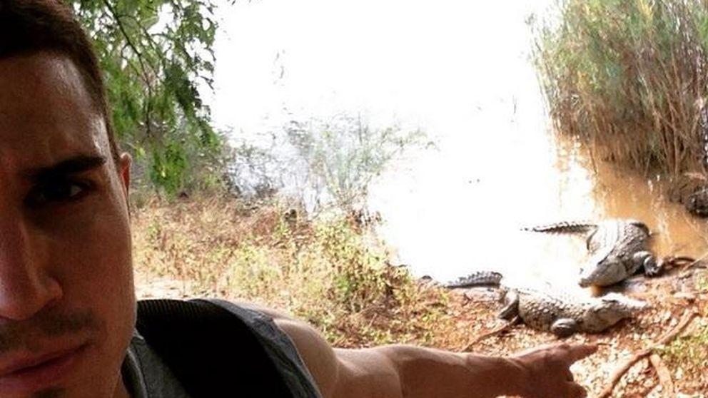 Álex González y sus aventuras extremas junto a Jesús Calleja en Madagascar