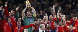 Iniesta nos hace Campeones del Mundo