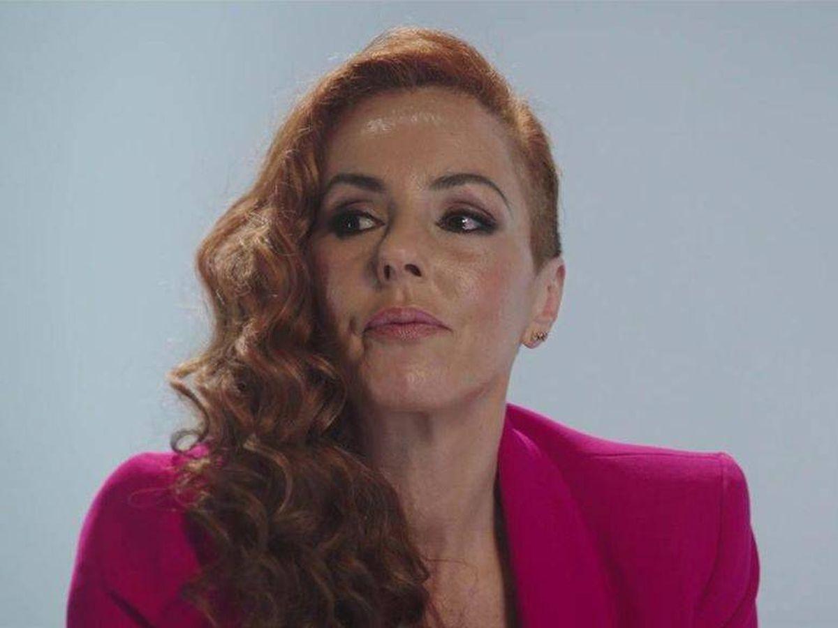 Foto: Rocío Carrasco, en la serie documental de Telecinco. (Mediaset)