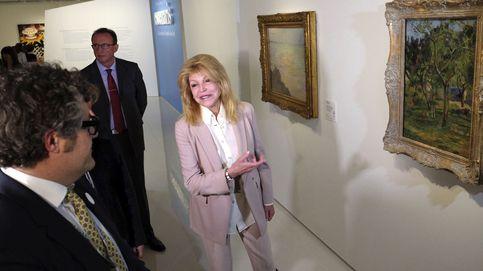 La baronesa Thyssen no tiene intención de vender sus obras