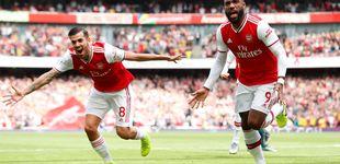 Post de La ovación a Dani Ceballos en su primera gran exhibición con el Arsenal