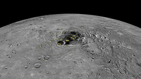Descubren por qué Mercurio es tan oscuro