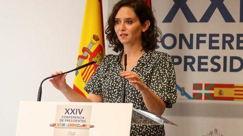 Ayuso reta a Puig y los barones socialistas: La fiscalidad de Madrid no se toca