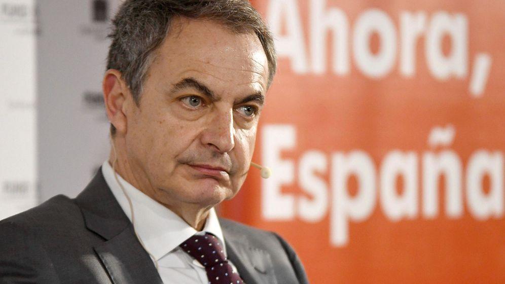 Foto: El expresidente del Gobierno José Luis Rodriguez Zapatero, en una imagen de archivo. (EFE)