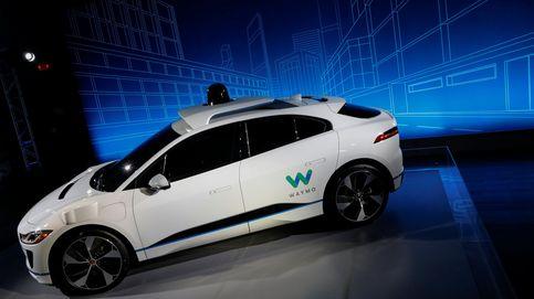 Así son los coches autónomos de lujo de Google y Jaguar