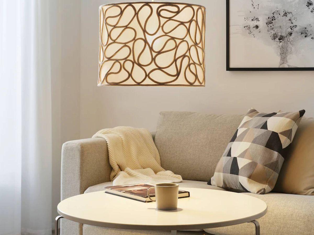 Foto: Novedades en lámparas de Ikea para tu casa. (Cortesía)