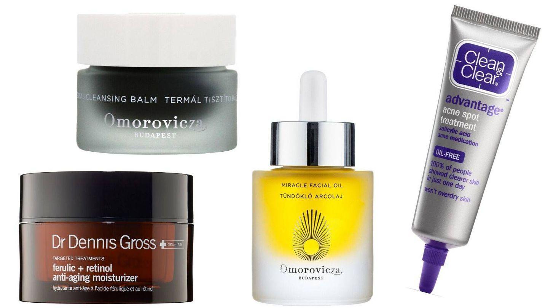 Los cosméticos de Emily Ratajkowski para cuidar la piel a diario y frente al acné.