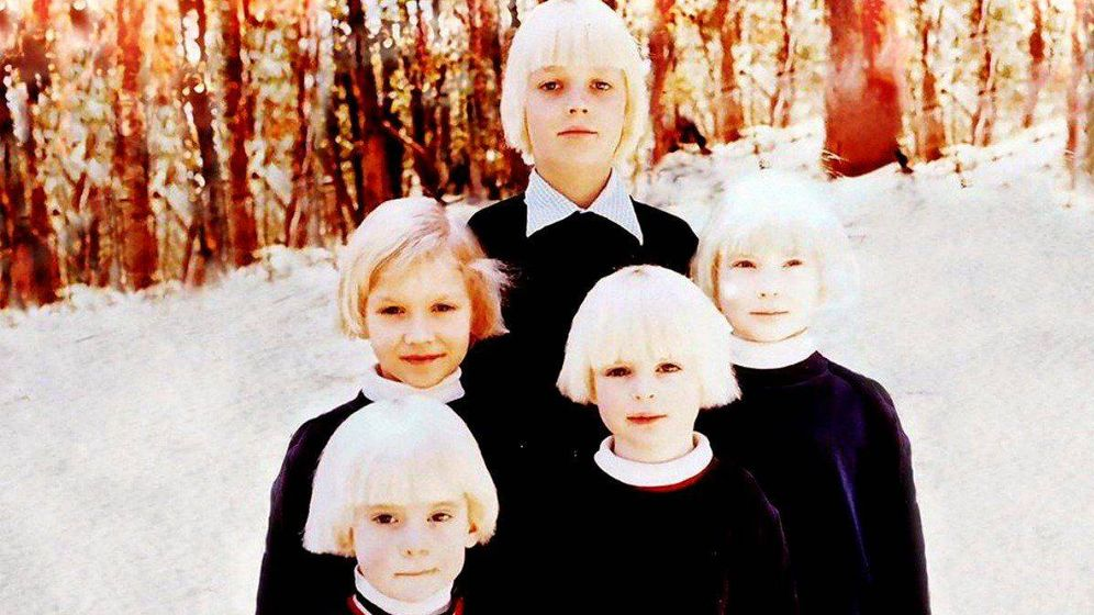 Foto: Un fotograma de 'The Family', el documental de Rosie Jones sobre la secta de Anne HAmilton-Byrne. (Filmin)