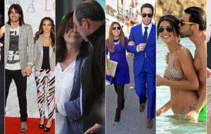Las parejas de famosos que no han sobrevivido a este verano