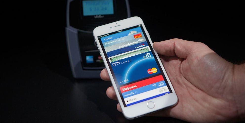 Foto: Grandes comercios combaten Apple Pay para lanzar su propio sistema de pagos