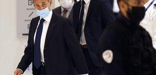 Post de Sarkozy, condenado a tres años de cárcel por corrupción y tráfico de influencias