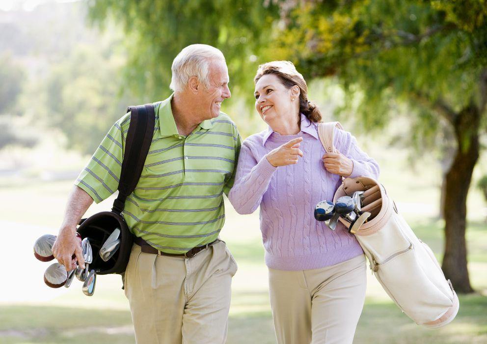 Foto: interrumpir las conductas sedentarias prolongadas cada media hora tiene un efecto positivo. (iStock)