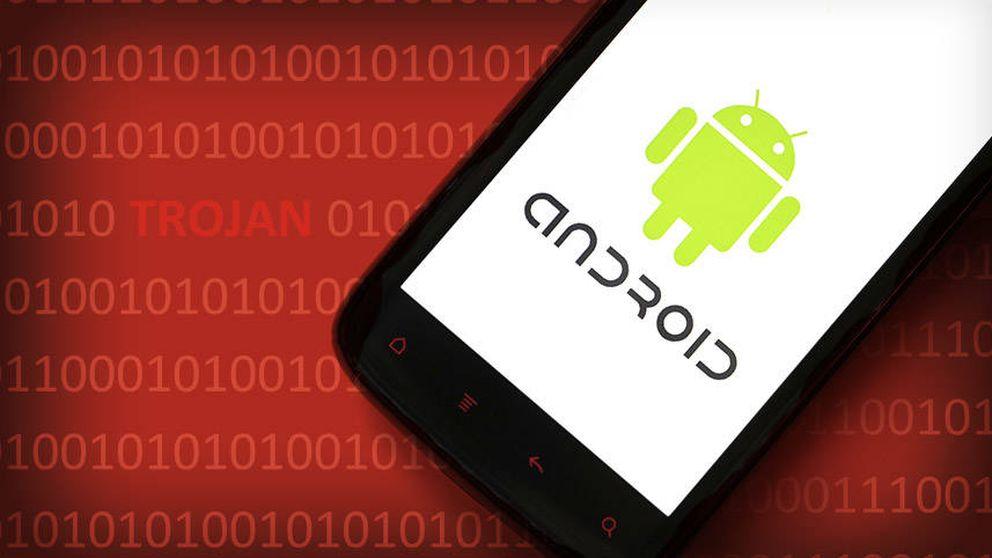 Peligro para clientes de bancos españoles por un 'ransomware' en móviles Android