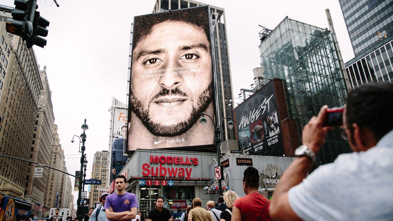 Quien ríe el último, ríe mejor: Nike hace caja con la polémica de Kaepernick