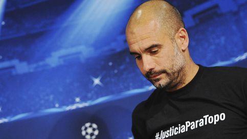Guardiola: Se trata del Bayern. Aquí sólo el triplete es suficiente