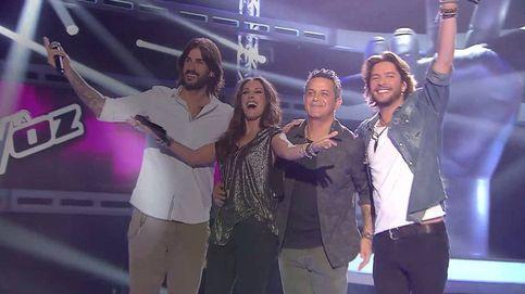 'La Voz':  del 'abanicazo' de Malú a Alejandro Sanz al guiño a Laura Pausini