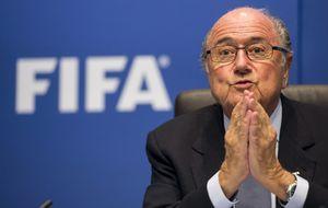 CR7 no acepta la disculpa de Blatter: Demuestra el respeto que me tiene FIFA