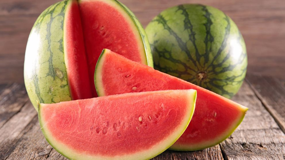 Los trucos para elegir la mejor sandía de la frutería