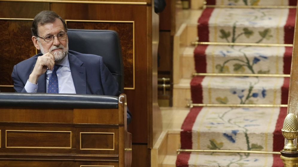 Foto: El presidente del Gobierno Mariano Rajoy. (EFE)
