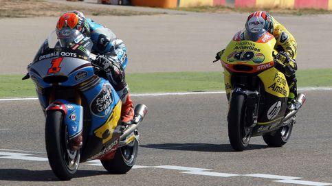 Rabat se impone a Rins en el duelo final para llevarse la victoria en Moto2