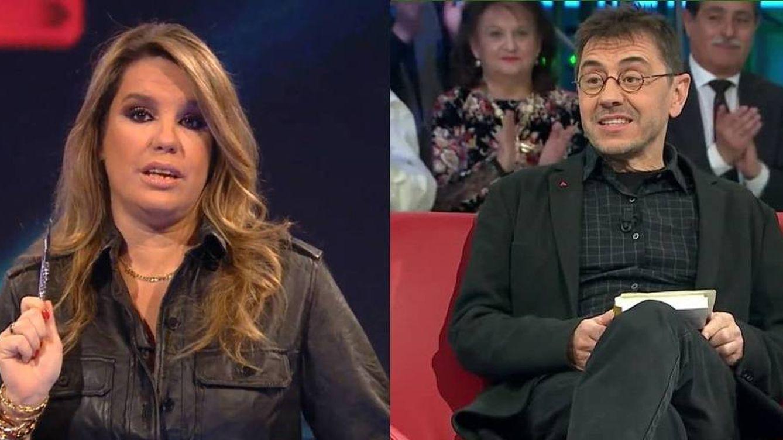 Carmen Porter aniquila a Juan Carlos Monedero por su doble rasero en las protestas en Madrid