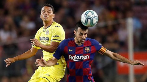 La víctima Sergio Busquets y su nuevo rol en el Barça