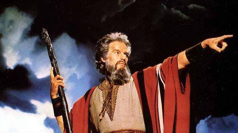'Los diez mandamientos' cumple 65: Charlton Heston, 14.000 extras y un ataque al corazón