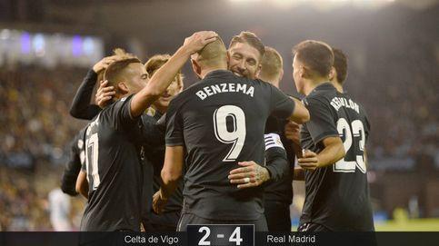El 'becario' Solari pasa a ser fijo en el Real Madrid y Benzema, el empleado del mes