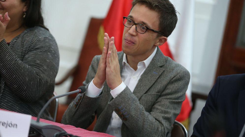 Foto: Íñigo Errejón. (EFE)