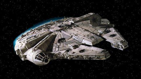 Los seguidores de Star Wars encuentran el Halcón Milenario en Google Maps
