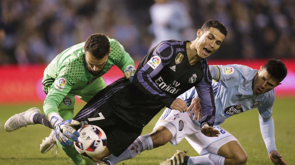 Foto: El Real Madrid se juega la Liga en Vigo. (Reuters)