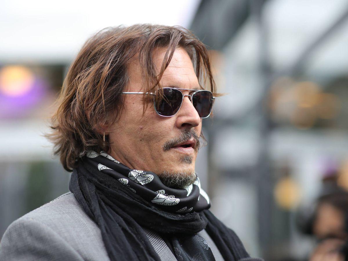 Foto:  Johnny Depp. (Getty)