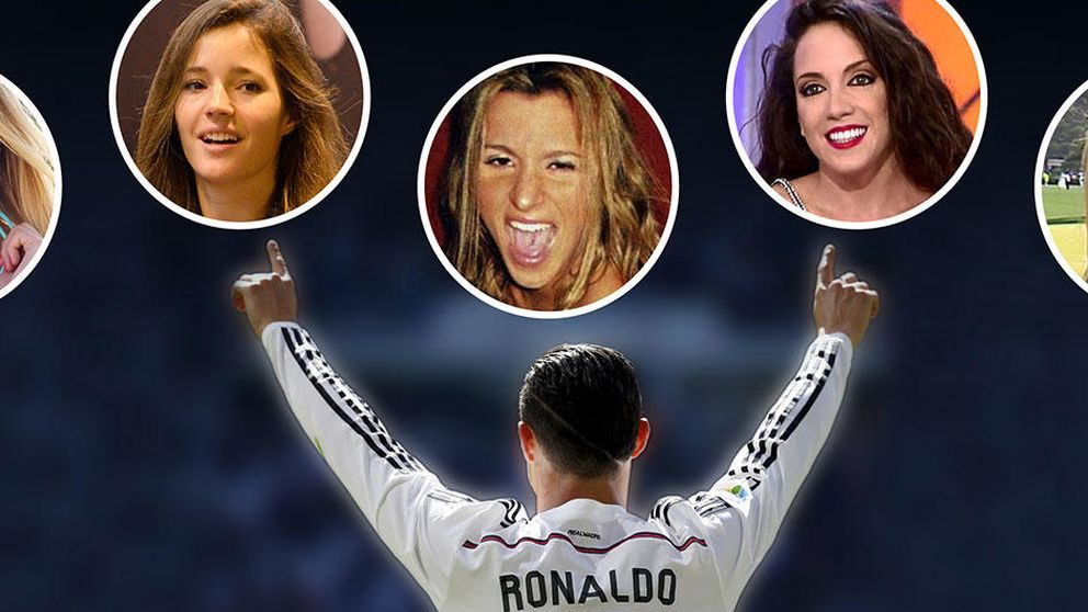 Malena Costa y una tronista suben a la lista de amantes de Cristiano Ronaldo