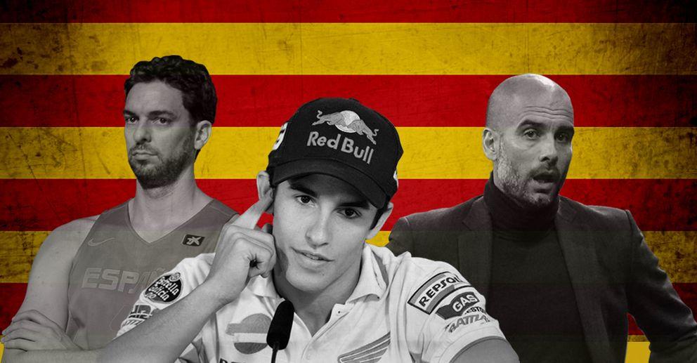 Foto: Así opina el deportista catalán, 'víctima' de sus palabras sobre la consulta del 9-N