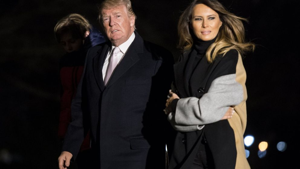 Los secretos de la carísima infidelidad de Trump a Melania con una actriz porno