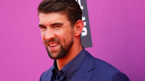 La 'terapia' pública de Michael Phelps para sobrellevar su depresión
