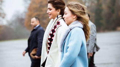 De tal palo... El look de más de 5.000 euros de la hija mayor de Rania de Jordania