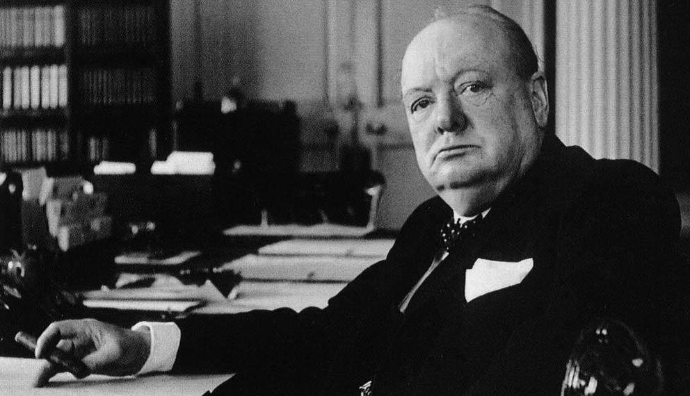 Foto: Winston Churchill velaba por los intereses de esta unidad secreta para poder llevar a cabo operaciones en países neutrales.