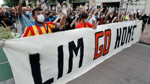 Peter Lim despide a Javi Gracia acorralado por un frente político, social y económico