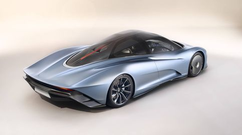 McLaren Speedtail sucesor del legendario F1