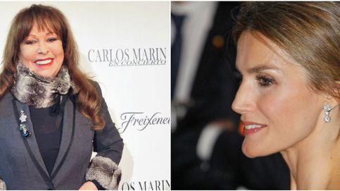 Massiel y la Reina Letizia comparten las mismas joyas
