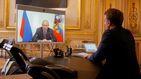 Macron pide a Putin aclarar el intento de asesinato contra Navalni