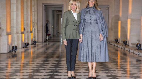 ¿Manda Melania Trump mensajes ocultos con sus diseños de Dior?