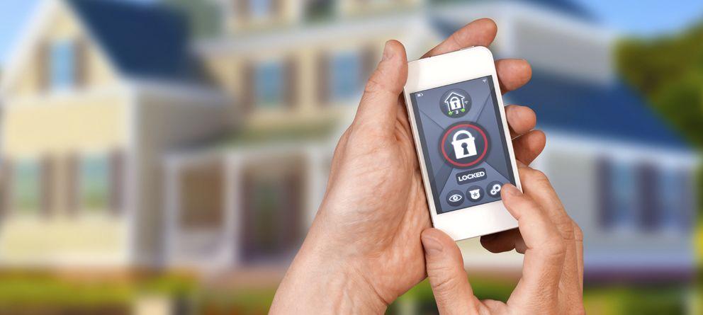 Tres opciones para asegurar tu casa con una alarma sin - Seguridad en tu casa ...
