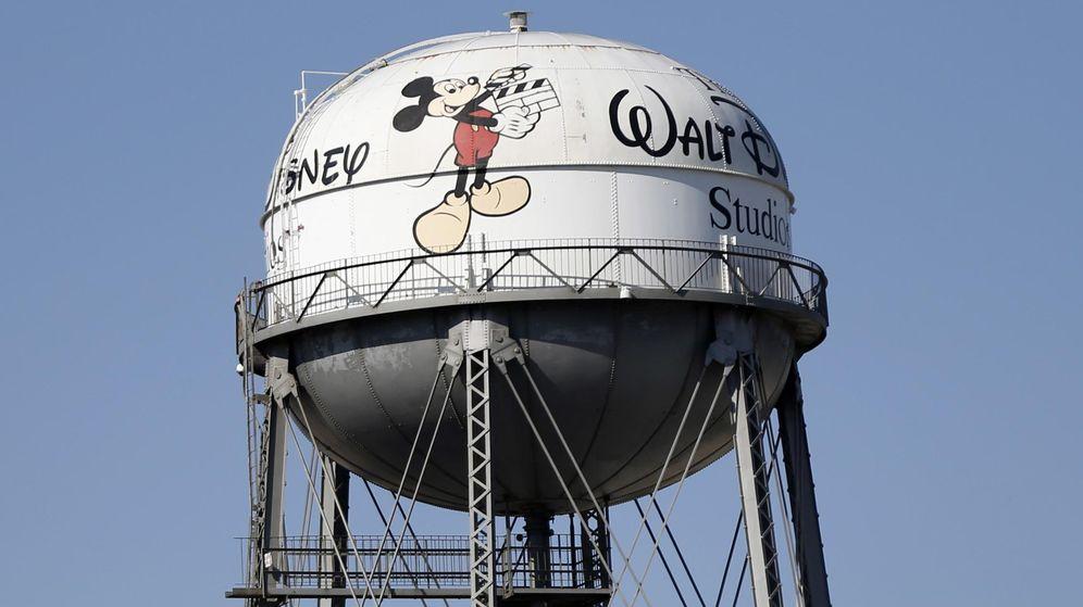 Foto: The Walt Disney Co Studios, situados en Burbank (Estados Unidos). (Reuters)